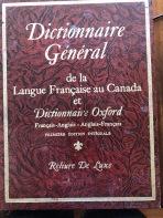 Dictionnaire de la Langue Française au Canada